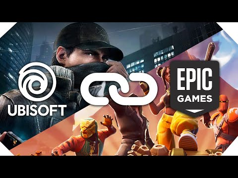 How To Link Ubisoft Account To Epic Games For Watch Dogs And Else!
