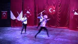 Танец пастухов Кавказа.HD
