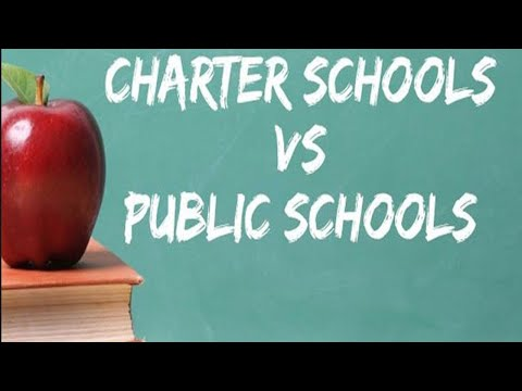 A new report says charter schools deplete the education fund