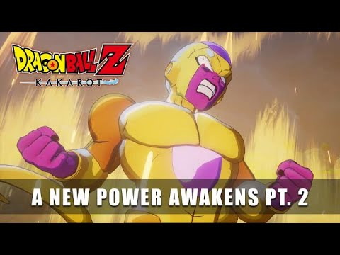 DRAGON BALL Z: KAKAROT – A New Power Awakens Ep. 2 Launch Trailer