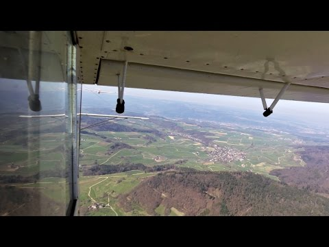 Towing gliders - in duty as a glider tow pilot ...