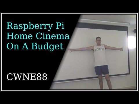 Raspberry Pi Home Cinema On A Budget