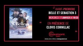 Avant-Première : Belle et Sébastien 3 - Le dernier chapitre