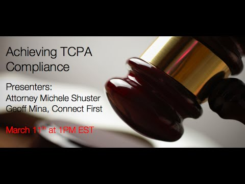 TCPA Compliance in Your Contact Center
