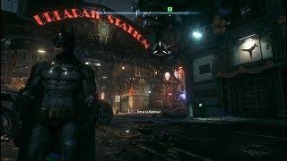 """Batman Arkham Knight - Primeiras impressões de um """"jogo antigo""""."""