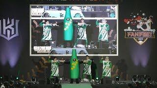 191130 2019 kt wiz 팬 페스티벌, 신인선수 공연 - 두치와 뿌꾸, 사이다