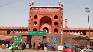 Jama masjid tourist guidance
