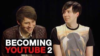 One of ninebrassmonkeys's most viewed videos: BECOMING YOUTUBE 2 | Trailer