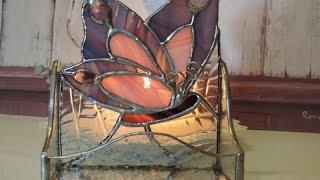 18.01.2017 wieczór z wróżką witrażowy motyl i jak często się oczyszczać