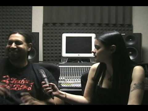Raymond Herrera Interview with Colette Claire June 09 Part 2