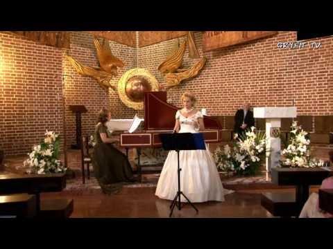"Urszula Rojek koncert barokowo - klasyczny ""Exsultate Jubilate"" - Tarnów 14.05.2013."