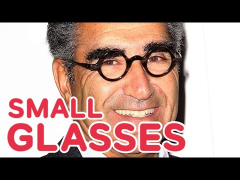 Eugene Levy On: Small Glasses