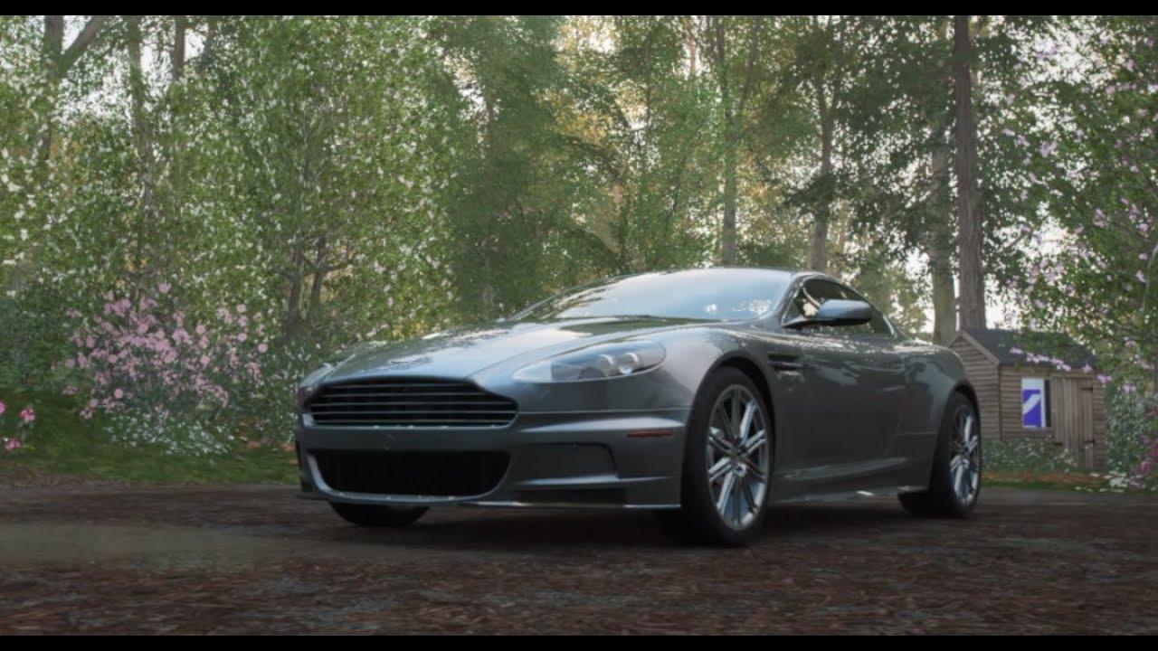 Forza Horizon 4 Aston Martin Dbs James Bond Car Pack 2008 Full Gameplay