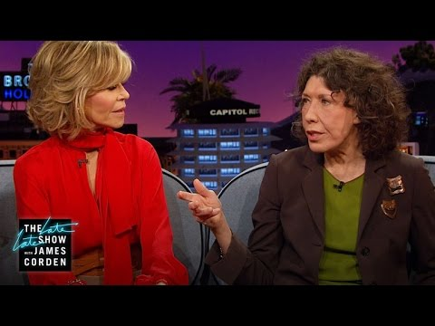 Lily Tomlin Isn't Keen on Imitating Heterosexuals