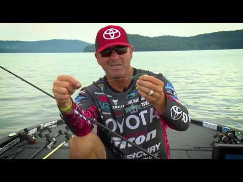 Tokyo Rig HOT Bass Fishing Technique From Japan - Gerald Swindle