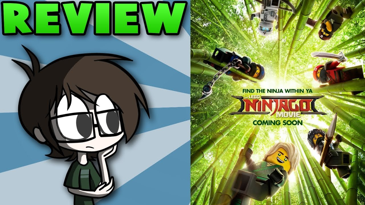 Lego Movie Ninjago: a review about the cartoon
