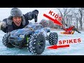 THE GREATEST RC SLED EVER!!