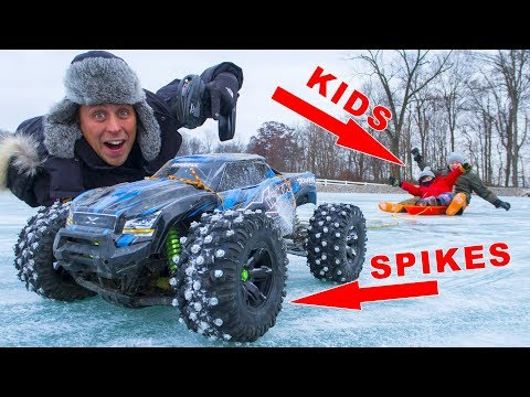 Download Youtube: THE GREATEST RC SLED EVER!!