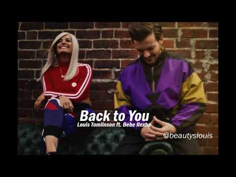 Back to You - Louis Tomlinson ft. Bebe Rexha (Acoustic)