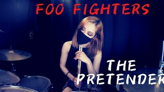 Foo Fighters - The pretender - DRUM COVER (By. GANI DRUM)