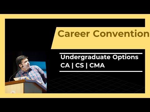 Undergraduate Options CA | CS |  CMA- Part 2