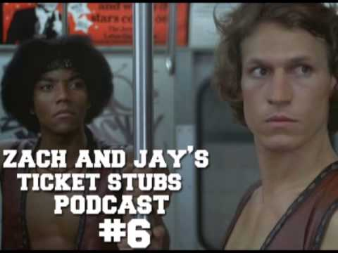 Zach and Jay's Ticket Stubs Podcast #6 - The Warriors