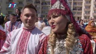 Фестиваль свадеб Одна страна   одна семья