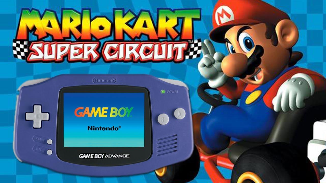 Mario Kart Super Circuit Mushroom Cup 150cc With Legendofgamer