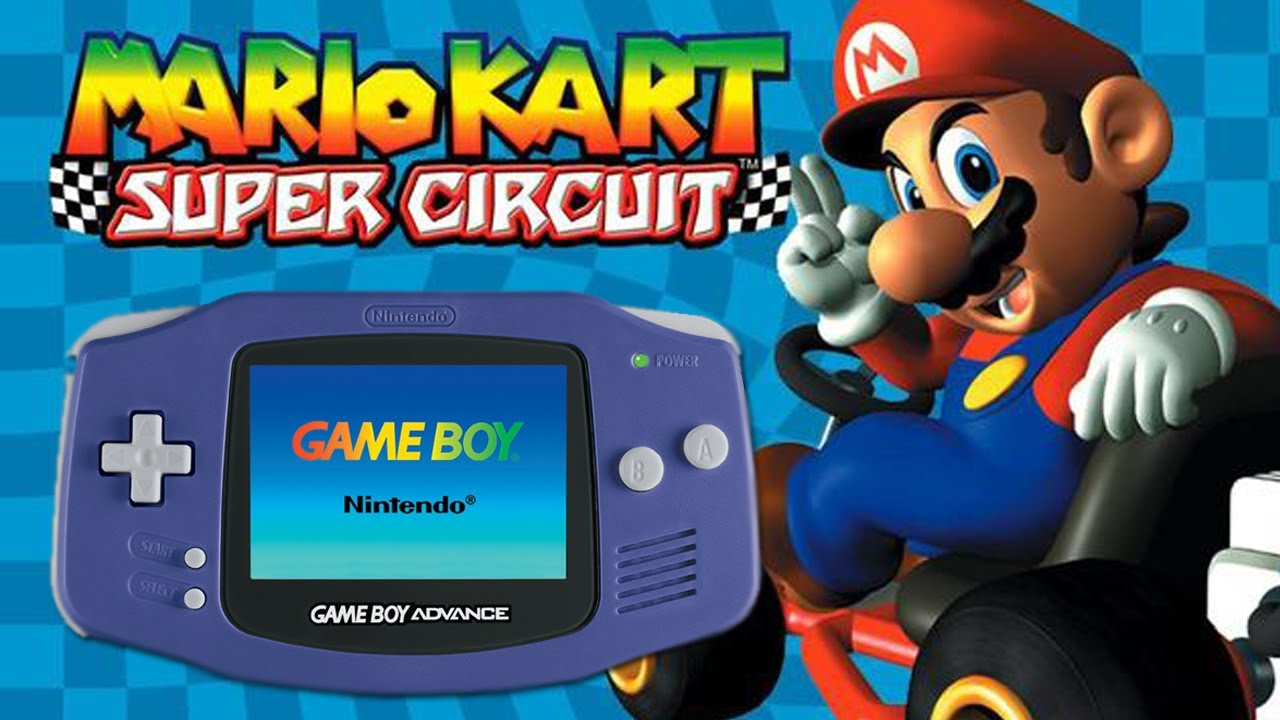 Mario Kart: Super Circuit (Mushroom Cup 150cc) with LegendofGamer - Nintendo 3DS GBA Classics ...