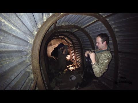 Tunbridge Wells WW2 Bunker With Gun Racks - Episode 2 -