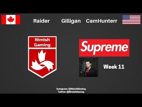 Nimish Talk Streetwear 2 - Supreme Week 11