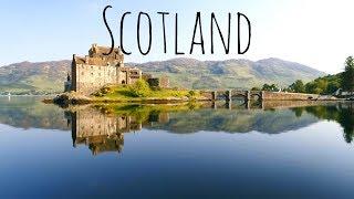 Spectacular Scotland - 4K Drone Video