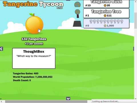 Tangerine Tycoon,