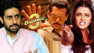 Salman khan's dabangg 3 story revealed, aishwarya rejects working with abhishek bachchan
