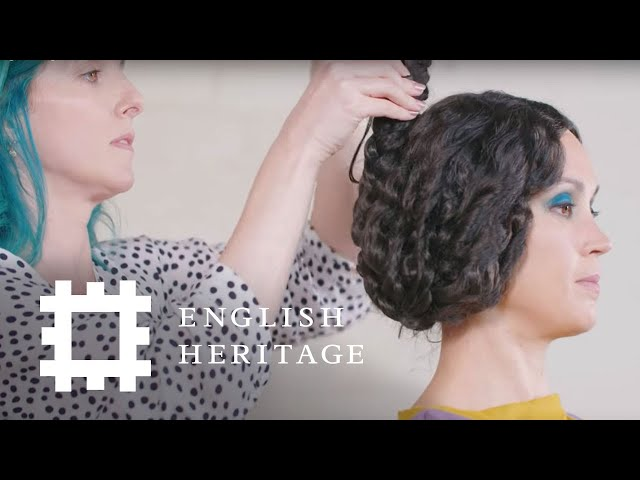 Roman Makeup Tutorial | History Inspired | Feat. Amber Butchart and Rebecca Butterworth