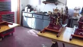 Forest Flame Ignition Slide Valve Reproduction Engines Grenning Models 2014