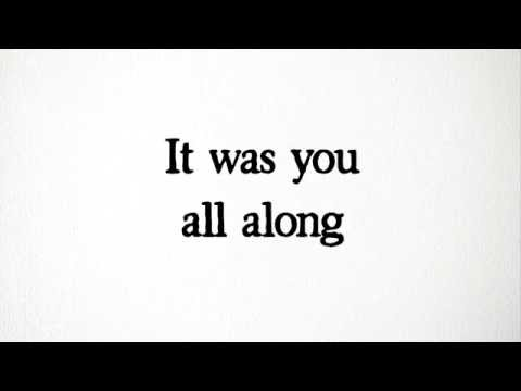 It Was You - Red Jumpsuit Apparatus (Lyric Video)
