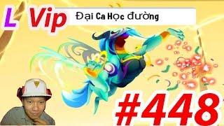 ✔️ Đại Ca Học Đường Dragon City HNT chơi game Nông Trại Rồng HNT Channel New 448