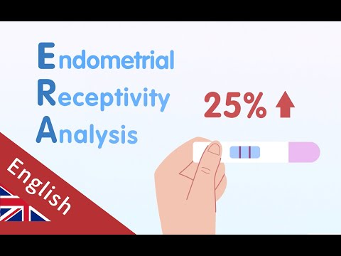 ERA (Endometrial Receptivity Analysis) - Increase your pregnancy chances by 25% !