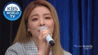 Ailee (에일리) - Butterfly [SketchBook / ep.484]