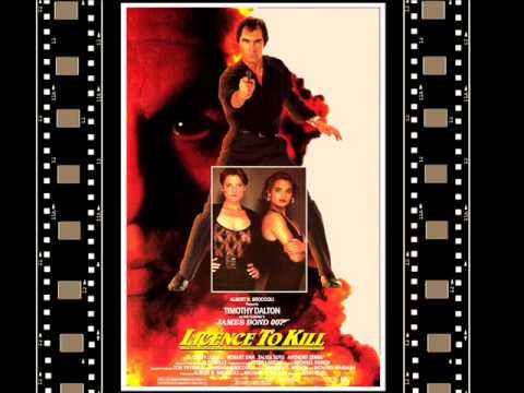 Licence to Kill ( Main Suite / Instumental Album Version )