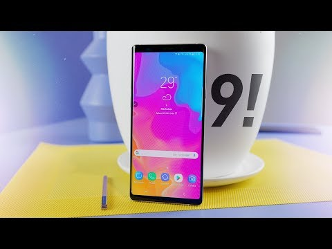 Samsung Galaxy Note 9 Impressions: Underrated!