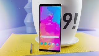 Samsung Galaxy Note 9 Impressions: Underrated! thumbnail