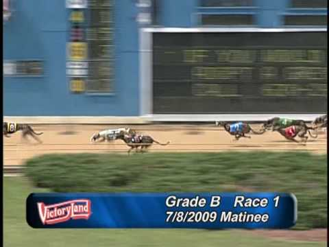 Victoryland 7/8/09 Matinee Race 1