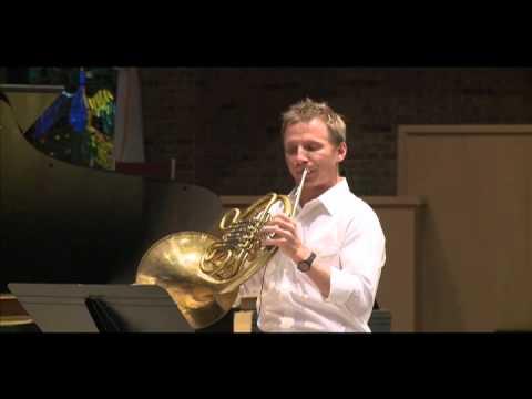 Nocturno by Franz Strauss performed by David Cooper