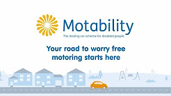 Motability | The leading car scheme for disabled people