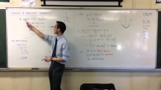 Definite & Indefinite Quadratics (3 of 3: Working the Inequalities)