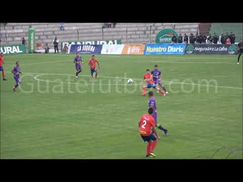 Antigua GFC 0-1 Municipal - Jornada 14 - Clausura 2019