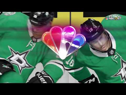 NHL® 18 Vancouver Canucks vs Dallas Stars.