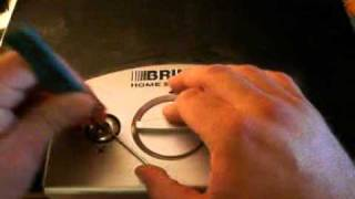 Brinks home security sisco model 5054
